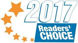 2017 Readers' Choice winner