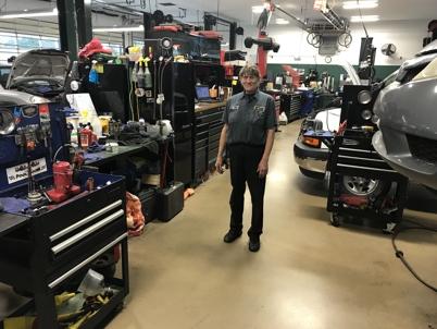 Nicki, Automotive Technician