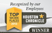 Top Work Places 2013 Houston Chronicle