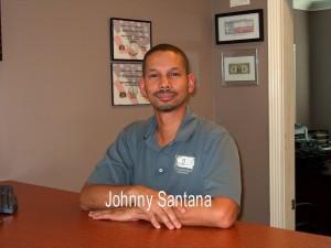 Johnny Santana