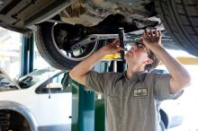 CBAC Fairfield will evaluate the health of your exhaust system