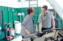 CBAC Lafayette takes care of your vehicle's fuel system needs