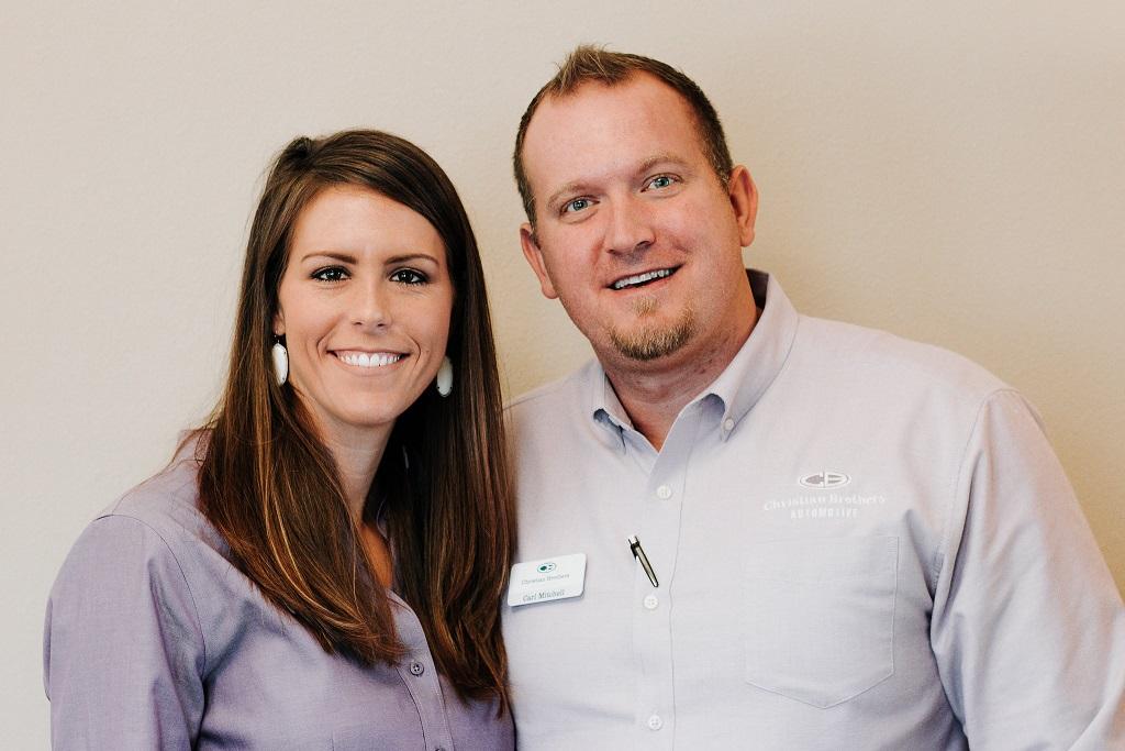 Carl & Kelsie Mitchell, Owner & Operator