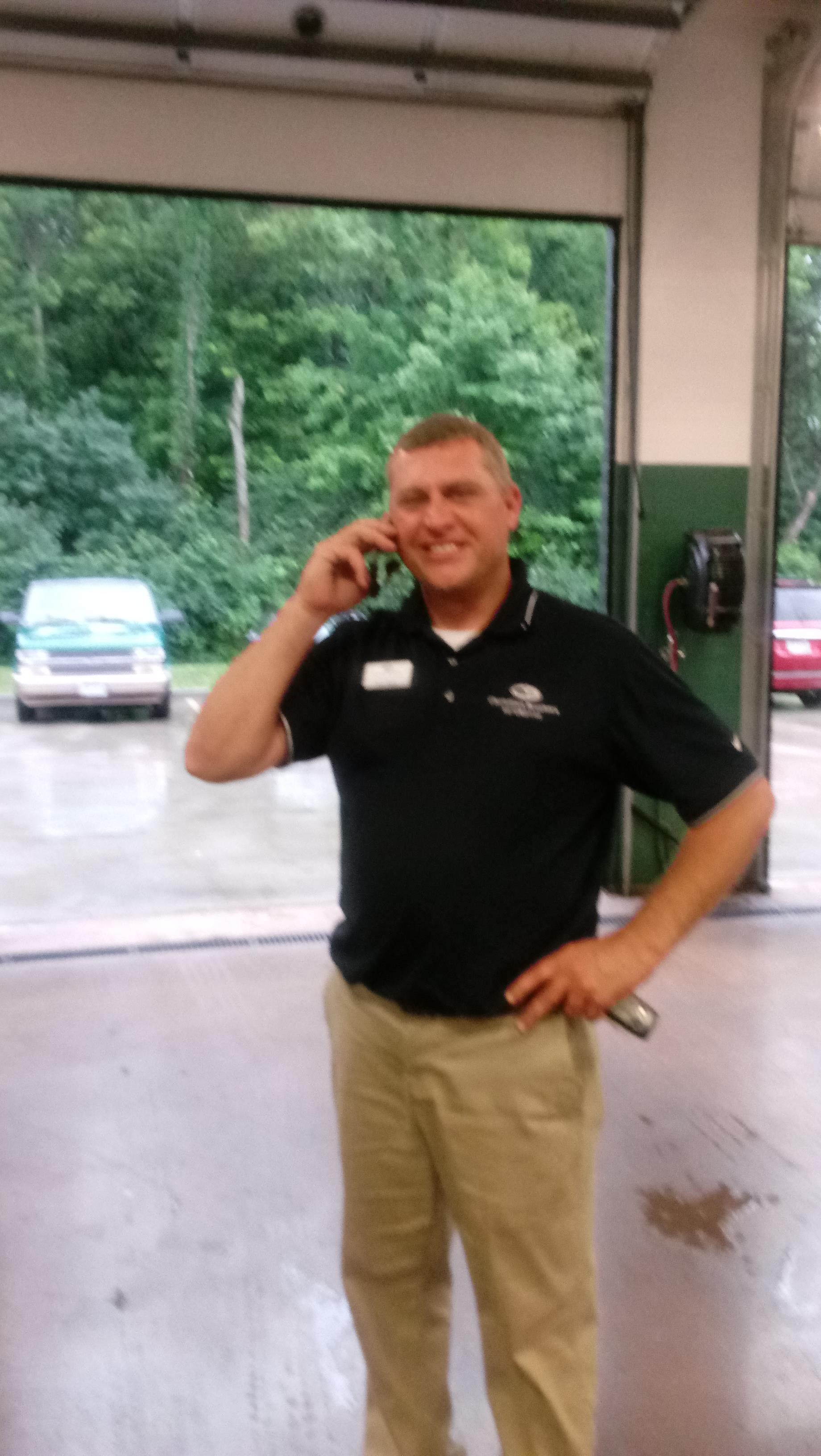 Brad is a Service Advisor